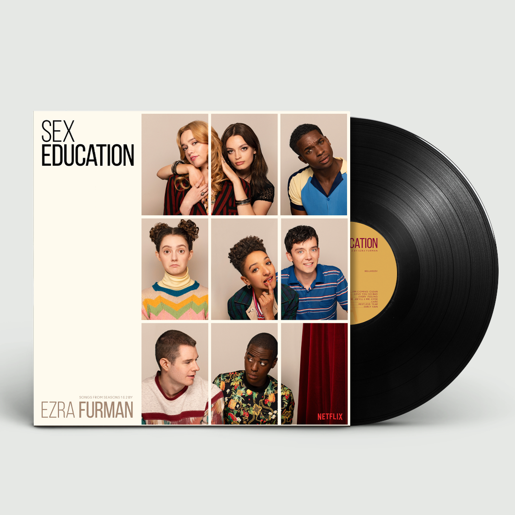 EZRA FURMAN - SEX EDUCATION (S2) OST 1LP