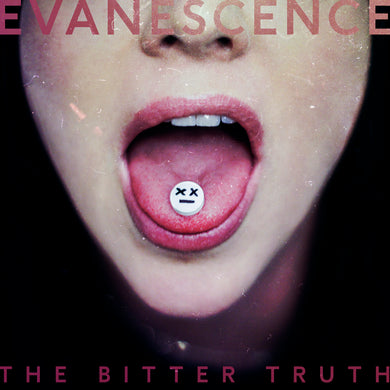 EVANESCENCE: THE BITTER TRUTH 2LP VINYL RECORD (26.03.21)
