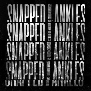 SNAPPED ANKLES : 21 METRES TO HEBDEN BRIDGE - LP LEAF GREEN TRANSPARENT VINYL - RSD 2020