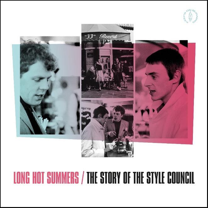 STYLE COUNCIL: LONG HOT SUMMERS 3LP VINYL RECORD