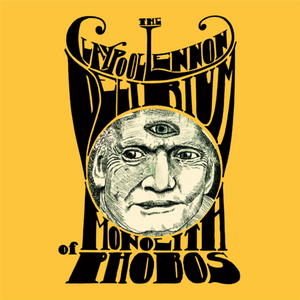 THE CLAYPOOL LENNON DELIRIUM - MONOLITH OF PHOBOS CLEAR VINYL LRSD EXCLUSIVE