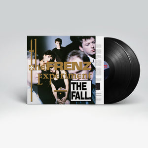 THE FALL - THE FRENZ EXPERIMENT 2LP VINYL RECORD