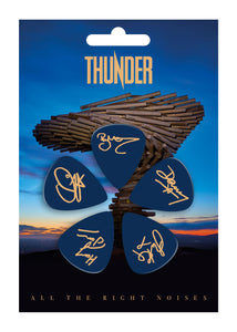 THUNDER: ALL THE RIGHT NOISES 2LP GALAXY COLOUR VINYL WITH POPUP (12.03.21)
