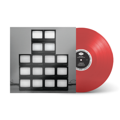 RISE AGAINST: NOWHERE GENERATION INDIE EXCLUSIVE TRANSPARENT RED VINYL RECORD (04.06.21)