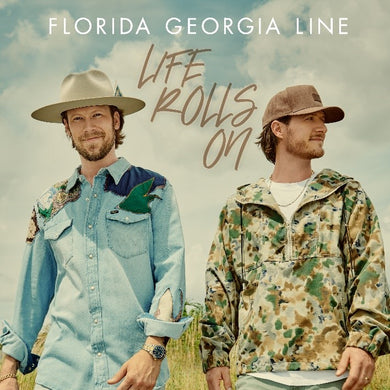 FLORIDA GEORGIA LINE: LIFE ROLLS ON 2LP VINYL RECORD (12.02.21)