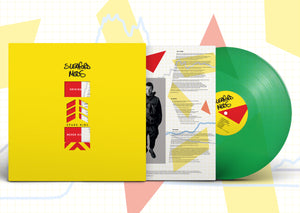 SLEAFORD MODS: SPARE RIBS 1LP GREEN OR BLACK VINYL RECORD