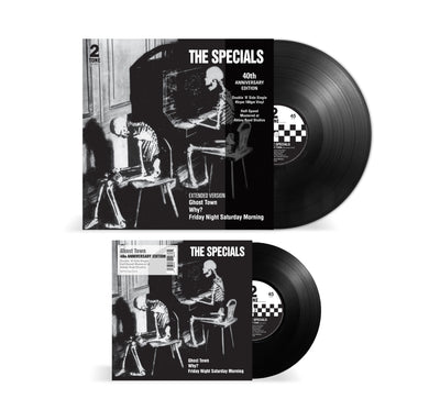 THE SPECIALS: GHOST TOWN 40TH ANNIVERSARY HALF SPEED REMASTER 7