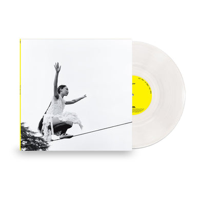 GRIFF: ONE FOOT IN FRONT OF THE OTHER 1LP CLEAR VINYL (11.06.21)