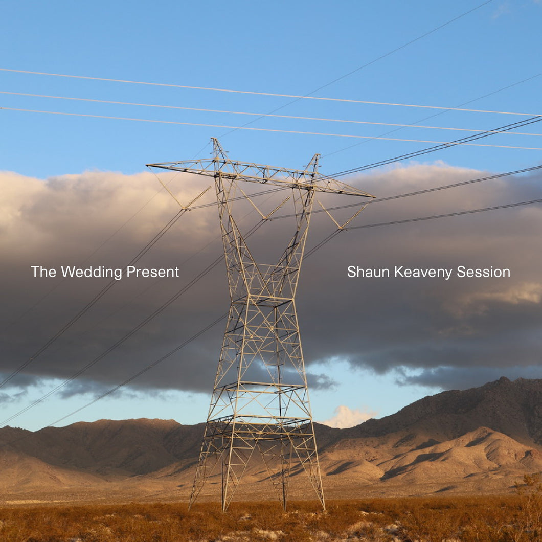 THE WEDDING PRESENT : SHAUN KEAVENY SESSION NO PANAMA DON'T ASK ME - COLOUR 7