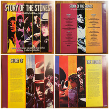 Load image into Gallery viewer, THE ROLLING STONES: STORY OF THE STONES 2LP VINTAGE VINYL