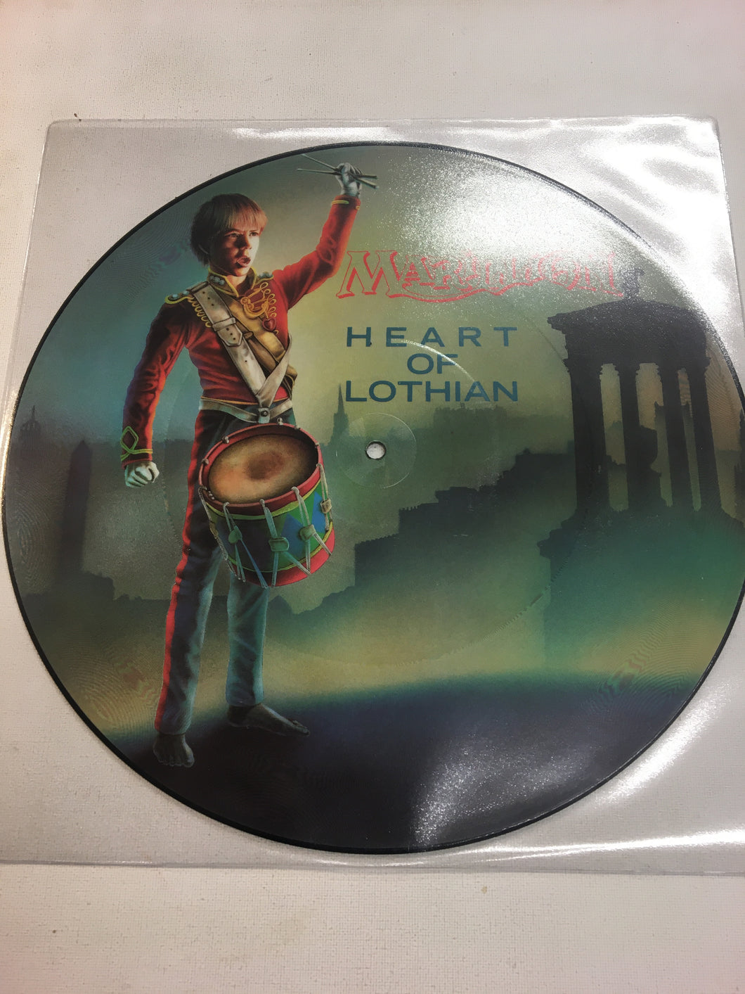 "MARILLION 12"" PICTURE DISC 1985"