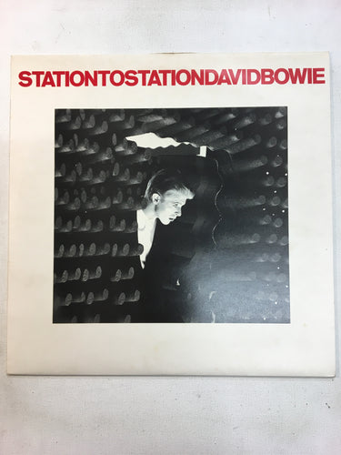David Bowie ; STATIONTOSTATION