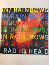 Load image into Gallery viewer, RADIOHEAD LP ; IN RAINBOWS