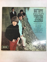 Load image into Gallery viewer, THE ROLLING STONES LP ; BIG HITS [high tide and green grass]