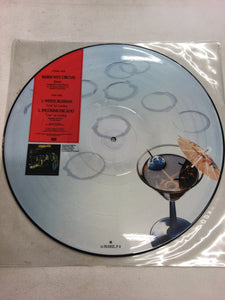 "MARILLION 12"" picture disc; WARM WET CIRCLES"