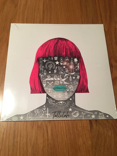 FEEDER - TALLULAH 1LP VINYL LTD ED WHITE VINYL