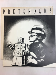 THE PRETENDERS LP ; self titled