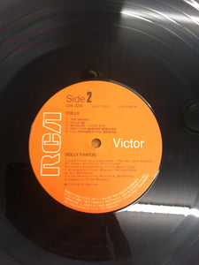 DOLLY PARTON LP ; THE SEEKER WE USED TO