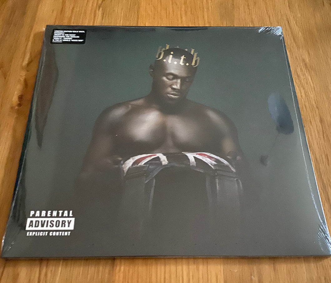 STORMZY - HEAVY IS THE HEAD LIMITED EDITION GOLD VINYL 2LP