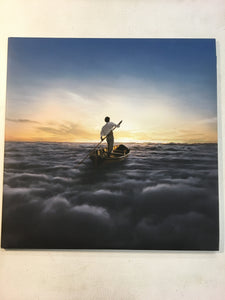 PINK FLOYD 2 LP ; ENDLESS RIVER