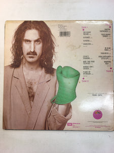FRANK ZAPPA 2 LP THEM OR US