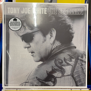 TONY JOE WHITE: THE BEGINNING 1LP BLACK & WHITE SPLATTER VINYL RECORD STORE DAY 2020