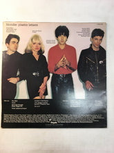 Load image into Gallery viewer, BLONDIE LP ; PLASTIC LETTERS