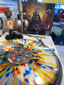 SPILLAGE VILLAGE: SPILLIGION LIMITED 1LP SPLATTER VINYL RECORD (12.02.21)