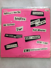 Load image into Gallery viewer, SEX PISTOLS LP ; NEVER MIND THE BOLLOCKS