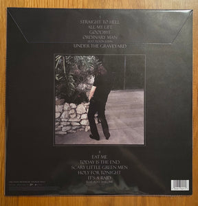 OZZY OSBOURNE - ORDINARY MAN 1LP PICTURE DISC
