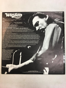 WAYLON JENNINGS LP ; LONESOME , ON'RY & MEAN