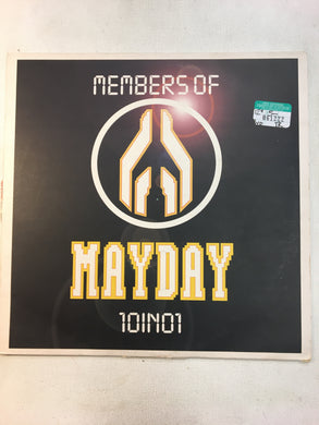 "MEMBERS OF MAYDAY 12"" ; 10IN01"