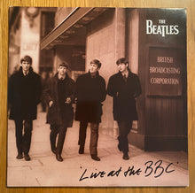 Load image into Gallery viewer, THE BEATLES - LIVE AT THE BBC 2LP VINYL