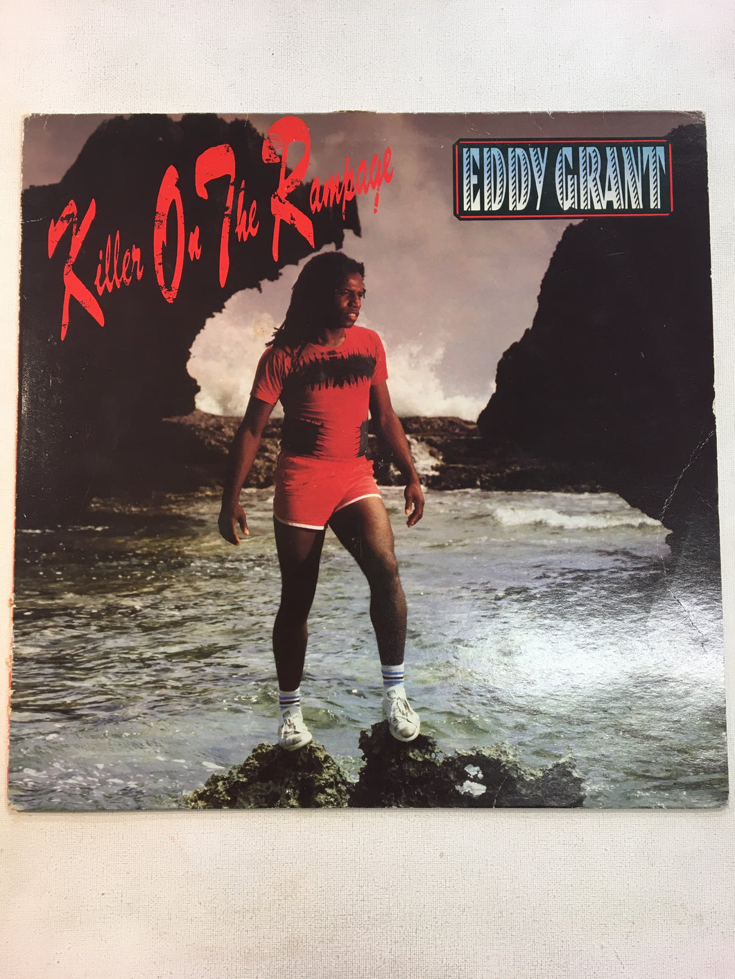 EDDY GRANT LP ; KILLER ON THE RAMPAGE