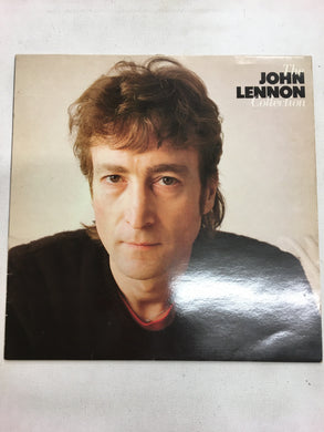 JOHN LENNON LP ; THE COLLECTION