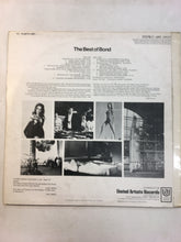 Load image into Gallery viewer, THE BEST OF BOND LP 1969