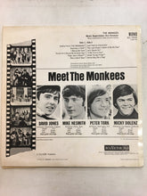 Load image into Gallery viewer, THE MONKEES LP ; self titled