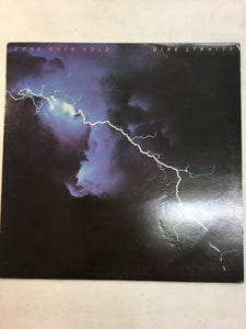 DIRE STRAITS ; LOVE OVER GOLD