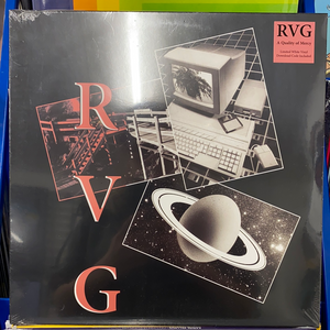 RVG: A QUALITY OF MERCY LIMITED WHITE VINYL