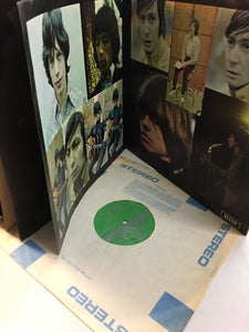 THE ROLLING STONES LP ; BIG HITS [high tide and green grass]