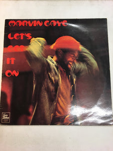 MARVIN GAYE ; let's get it on