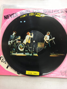 SEX PISTOLS LP ; NEVER MIND THE BOLLOCKS