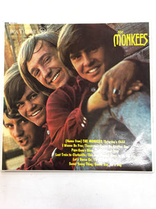 THE MONKEES LP ; self titled