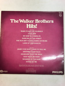 THE WALKER BROTHERS LP ; HITS
