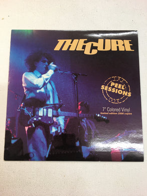 "THE CURE 7"" EP ; PEEL SESSIONS"