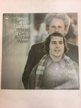 Load image into Gallery viewer, SINON AND GARFUNKEL lp ; BRIDGE OVER TROUBLED WATER