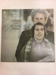 SINON AND GARFUNKEL lp ; BRIDGE OVER TROUBLED WATER