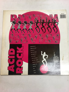 "RHYTHM DEVICE 12"" VINYL ; ACID ROCK"
