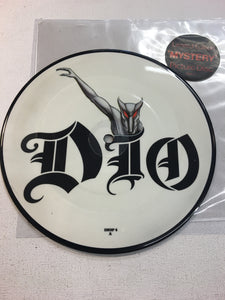 "DIO 7"" VINYL PICTURE DISC ; MYSTERY"