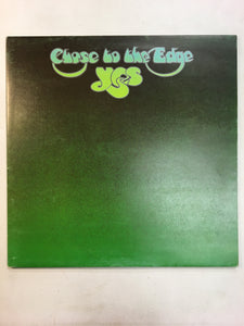 YES LP ; CLOSE TO THE EDGE